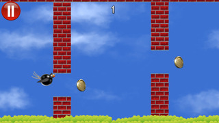 Flappy Wrecking Ball Bird screenshot 4