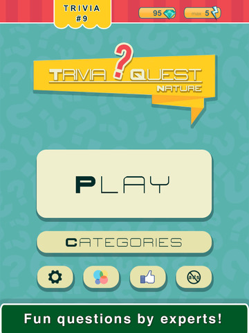 Trivia Quest™ Nature - trivia questions screenshot 8