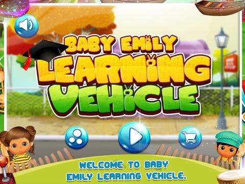 Baby Emily Learning Vehicle screenshot 6