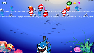 Swing Shark Pro : Shooting Game Of Fishes Battle screenshot 3