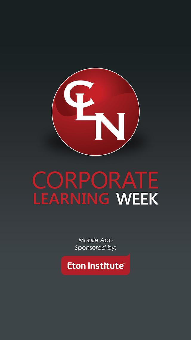 Corporate Learning Week screenshot 1