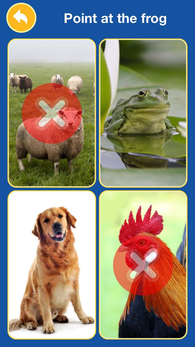 Baby Flash Cards Games & Kids Animal Sounds Free screenshot 5