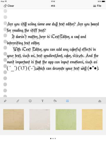 iText Editor Lite for iPad screenshot 5