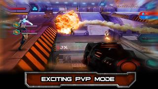 Bounty Hunter: Black Dawn screenshot 5