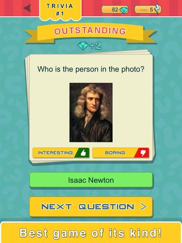 Trivia Quest™ People - trivia questions screenshot 10