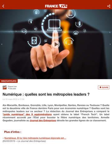 France Live : ceux qui font bouger les villes screenshot 8