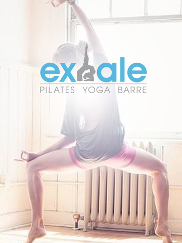 Exhale Pilates Yoga Barre screenshot #1