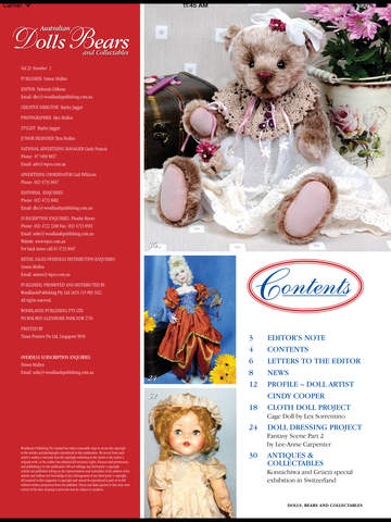 Australian Dolls Bears and Collectables screenshot 8