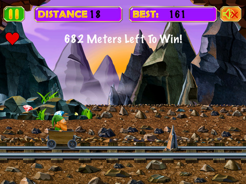 Dwarf Mine Runner screenshot 2