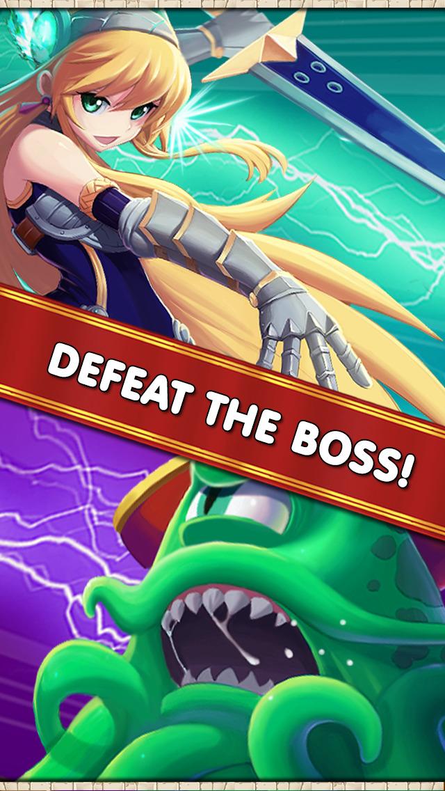 Heroes Blast screenshot 2