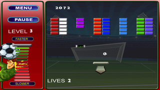 Revolution King Soccer PRO screenshot 2