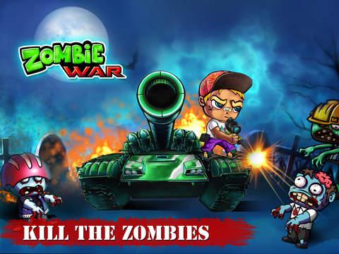 Zombie War - Save The World screenshot 7