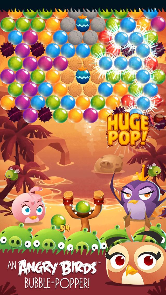 Angry Birds POP! screenshot 4