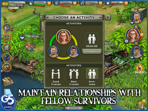 Survivors: the Quest® screenshot 8