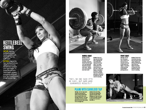 Strong Fitness Magazine screenshot 9