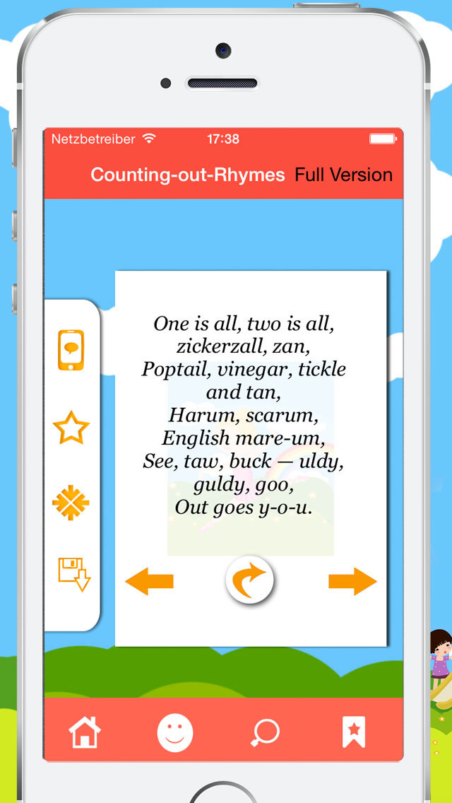 Counting out Rhymes - Play, learn and have some fun screenshot 3