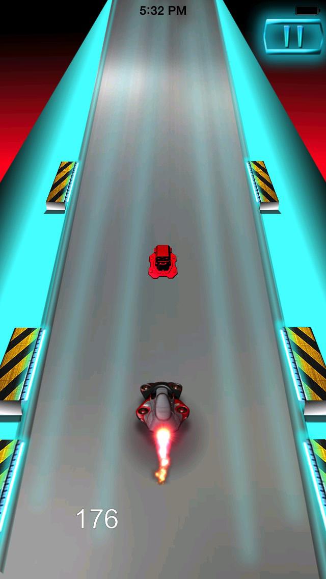 Nitro Speedway : Bad Blood In The Asphalt screenshot 4
