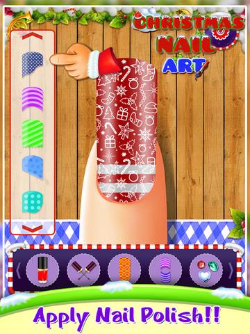 Christmas Nail Art screenshot 5