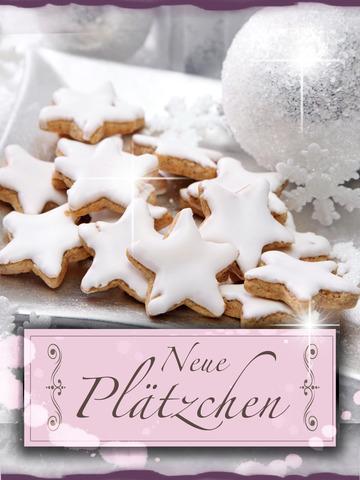Plätzchen - Neue Rezepte screenshot 6