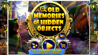 Old Memories Of Hidden Object screenshot 5