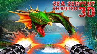 Monster Snake Shooting 3D screenshot 1