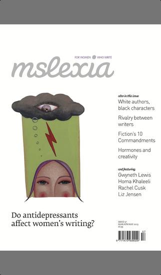 Mslexia screenshot 1