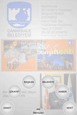 Çanakkale Belediyesi - náhled