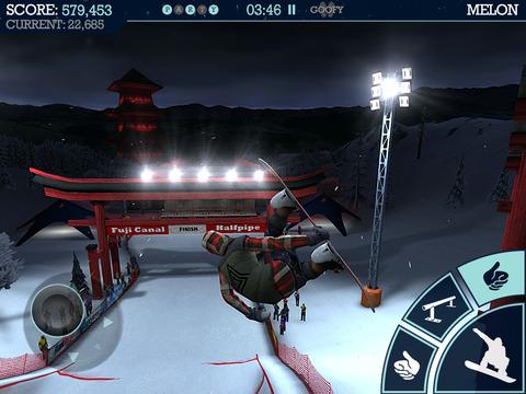 Snowboard Party Pro screenshot 6