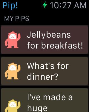 Pip – messaging made easy screenshot 7