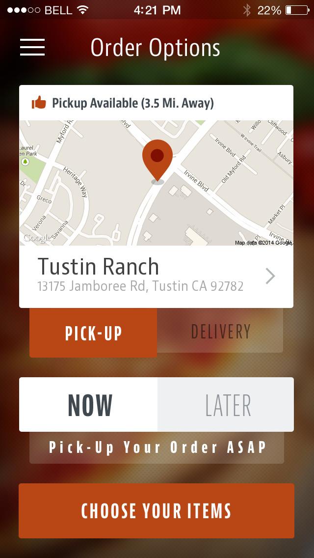 First Class Pizza: Tustin screenshot 2
