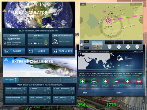 Extreme Landings screenshot 8