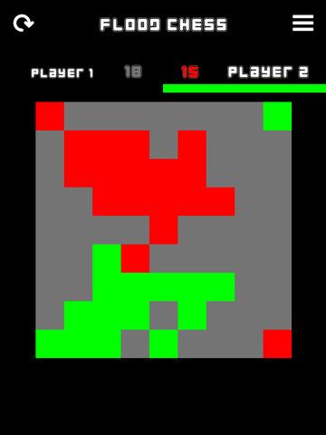 Color Flood Chess screenshot 4