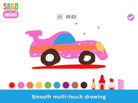 Sago Mini Doodlecast screenshot 8