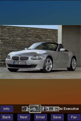 Specs for BMW Cars - náhled