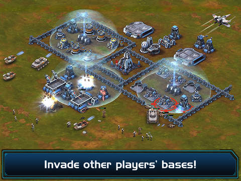 Star Wars™: Commander screenshot 9