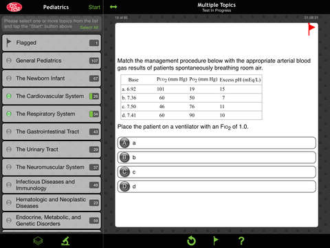 USMLE Pediatrics PreTest screenshot 8