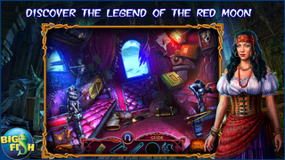 League of Light: Wicked Harvest - A Spooky Hidden Object Game (Full) screenshot 2