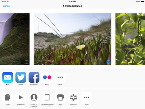 ViewExif screenshot 6