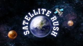 Satellite Rush screenshot 1