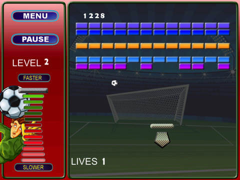 Revolution King Soccer screenshot 6