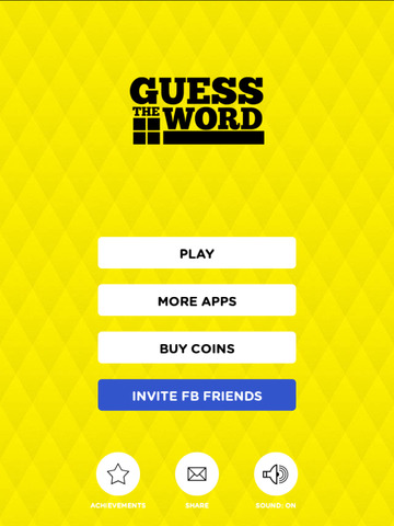 Guess The Word - 4 Pics 1 Word screenshot 10