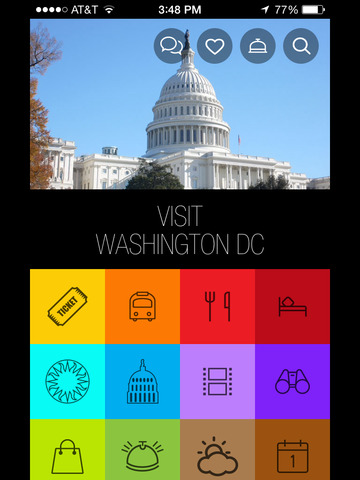 Visit Washington DC screenshot 7