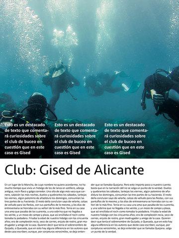 7Mares. Revista de buceo y actividades subacuáticas screenshot 8