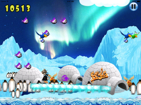 Happy Pinguin Jump PRO : Wourld Tour screenshot 7