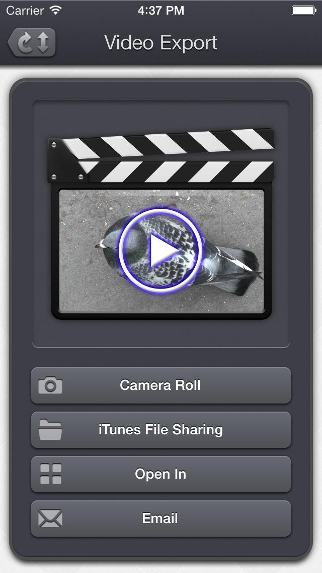Video Rotate & Flip - HD screenshot 3
