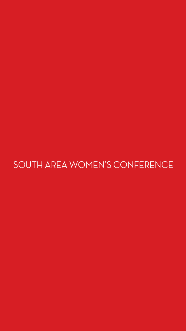 South Area Women's Conference screenshot 1