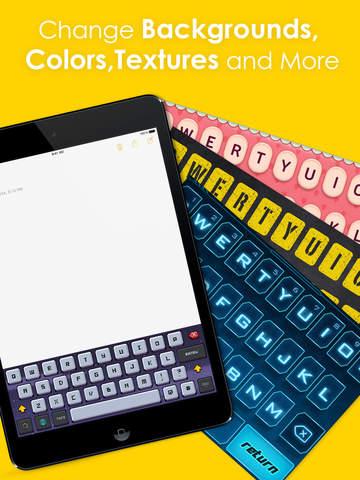 RainbowKey - Emoji Keyboard screenshot 9