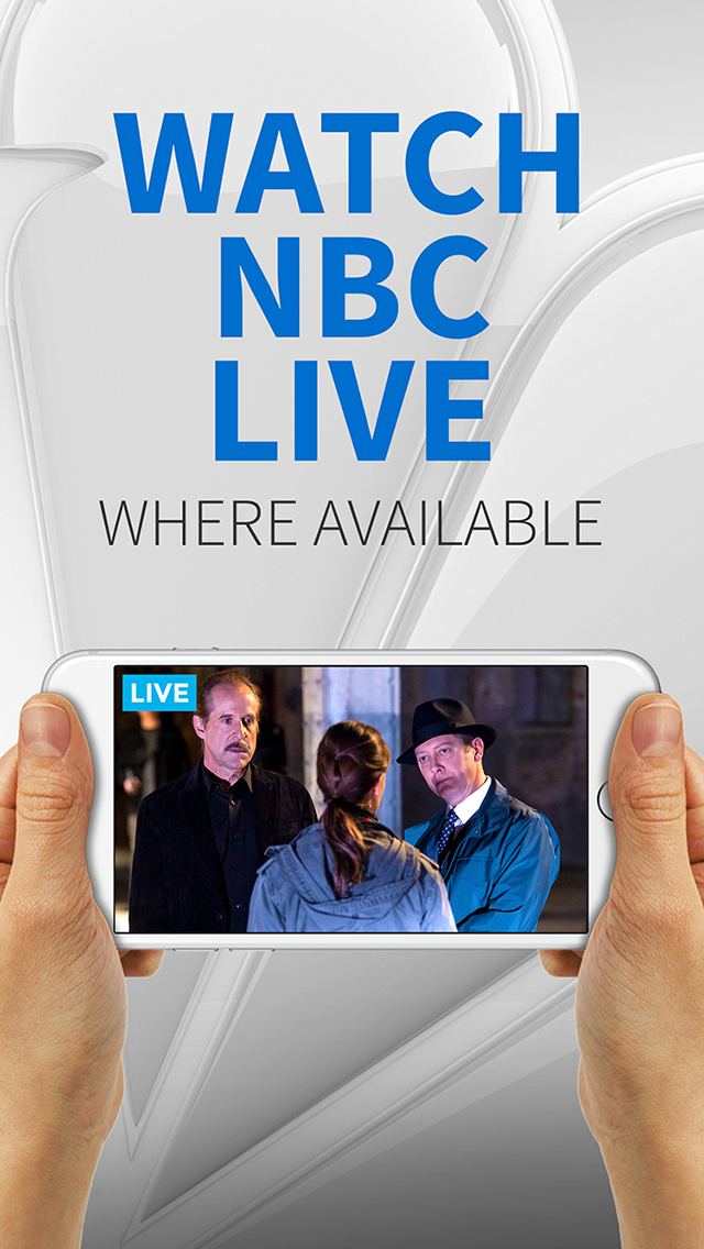 The NBC App – Stream TV Shows screenshot 2