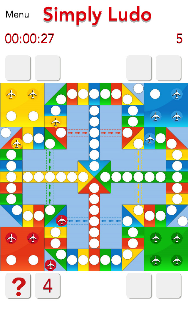 Simply Ludo 3D screenshot 1