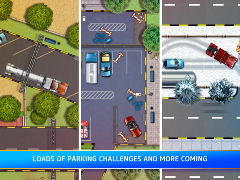 Parking Mania HD screenshot 3